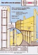 panneaux tricoll s griffes et accessoires deko constructeur de coffrage batiment banches. Black Bedroom Furniture Sets. Home Design Ideas